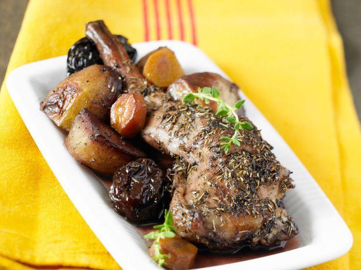 Les 25 meilleures id es de la cat gorie lapin aux pruneaux - Cuisiner les pruneaux ...