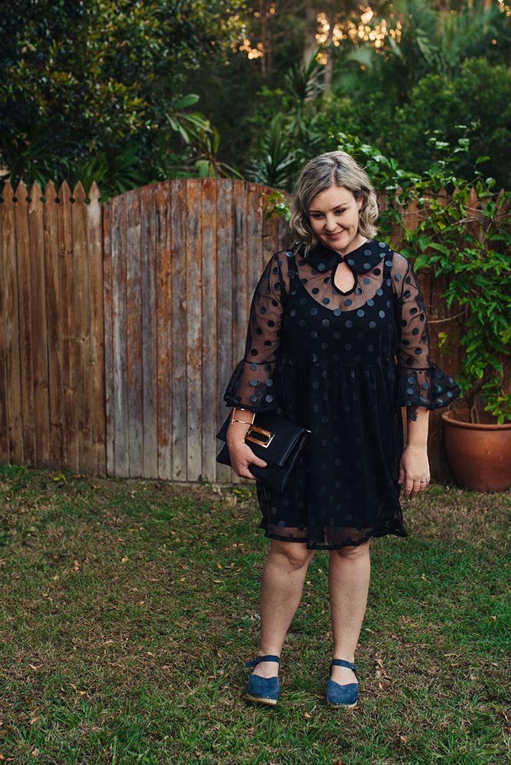 Katie Makes a Dress // Say Mesh to the Sudley dress