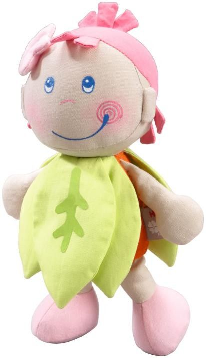 HABA Pure Nature Leafy Girl Doll