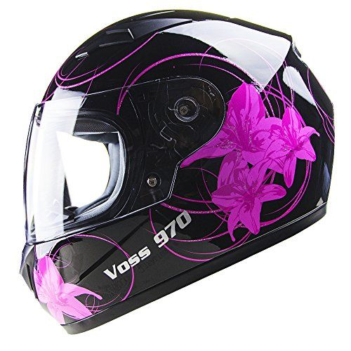 Voss 970Y Youth Motorcycle Helmet Review