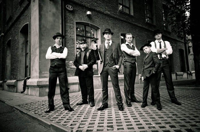 1930′s Gangster Style