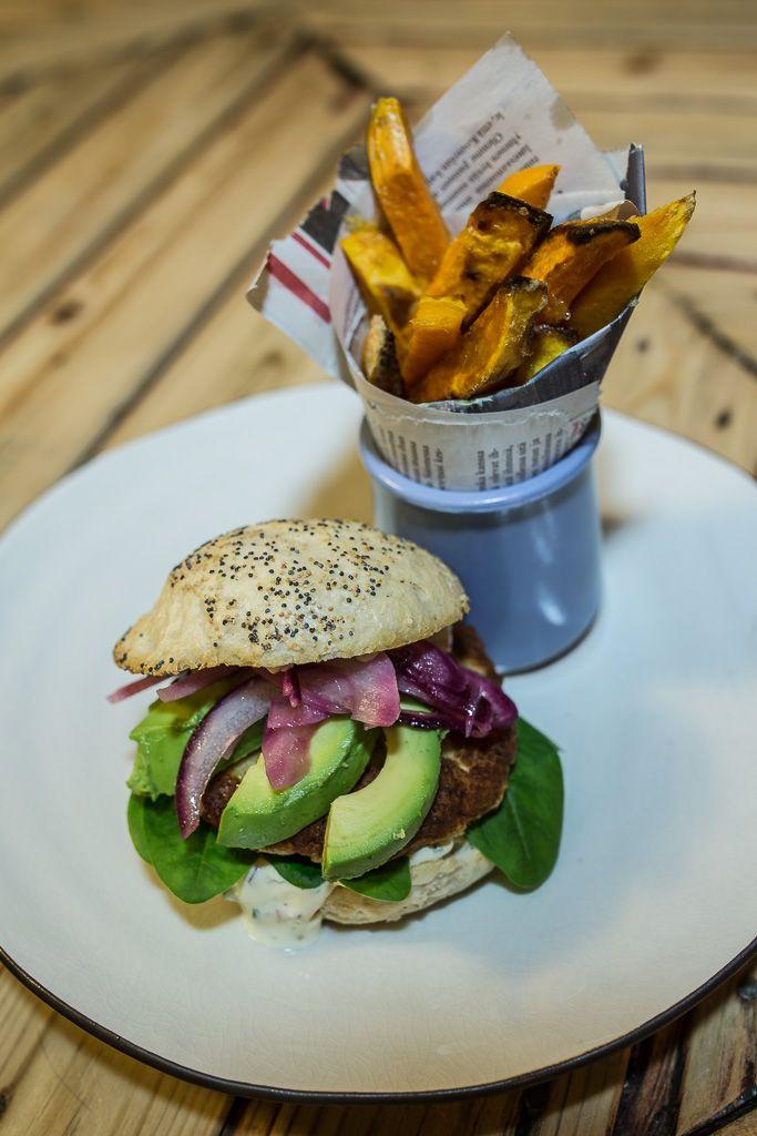 haukiburger, bataattiranskalaiset, hannan soppa
