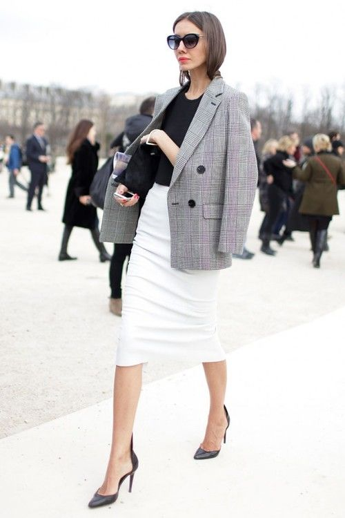 95 best Pencil Skirt Outfits images on Pinterest