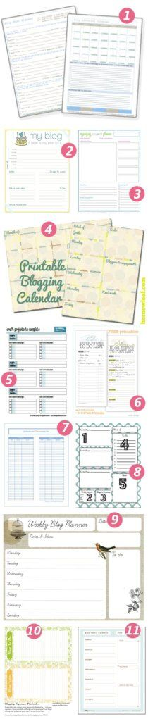 list of free printables