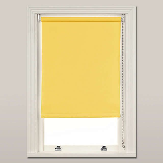 25+ Best Ideas About Yellow Roller Blinds On Pinterest