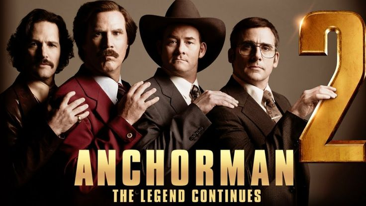 [[♀♂]]Watch Anchorman 2: The Legend Continues Full Movie Streaming Online Free (2013)