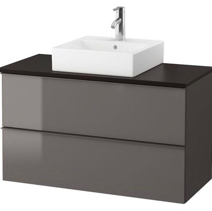 Werbung Obwohl Ich Eigentlich Kein Fan Der Bekannten Mobelhauser Bin Finde Ich Diese Badezimmerunterschranke Von Ikea Bathroom Vanity Single Vanity Bathroom