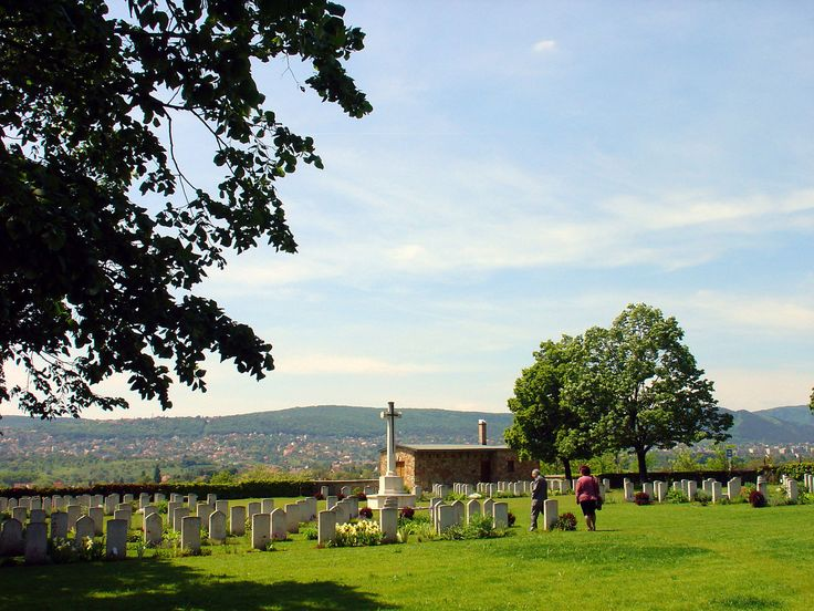 This British War Cemetery is near to my home in Budapest. It mostly contains the graves of Allied aircrew flying supply missions from Brindisi to support the Warsaw Uprising. Amongst the British and Commonwealth flyers are also a number of Polish airmen from 1586 Squadron. This group was formed from the remnant of 301 squadron which before the fall of Italy, was based at my father's station, RAF Swinderby, in Lincolnshire