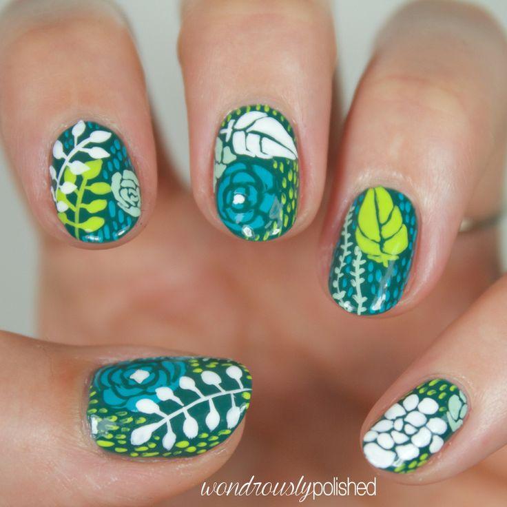 Advanced Nail Art: 248 Best * Advanced Nail Art Ideas Images On Pinterest