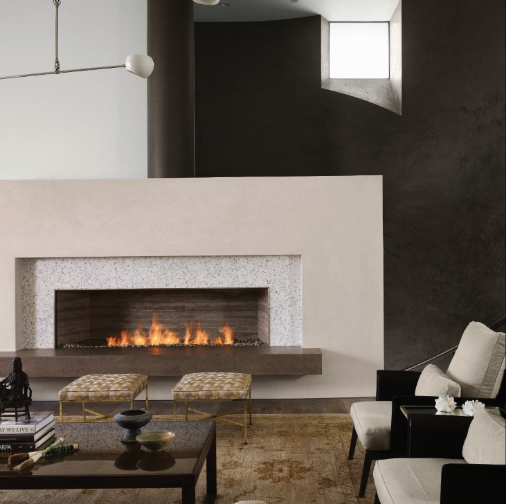 59 best images about fireplaces on pinterest fireplace for Modern living room gas fires