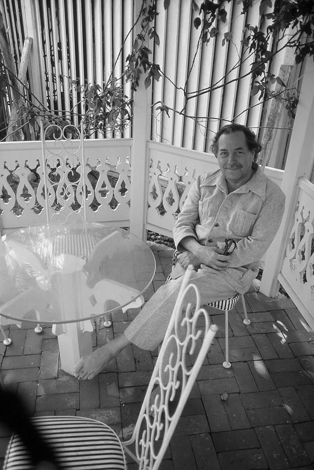 tennessee williams, key west