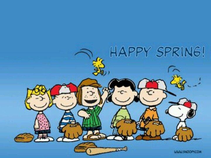 Peanuts Spring