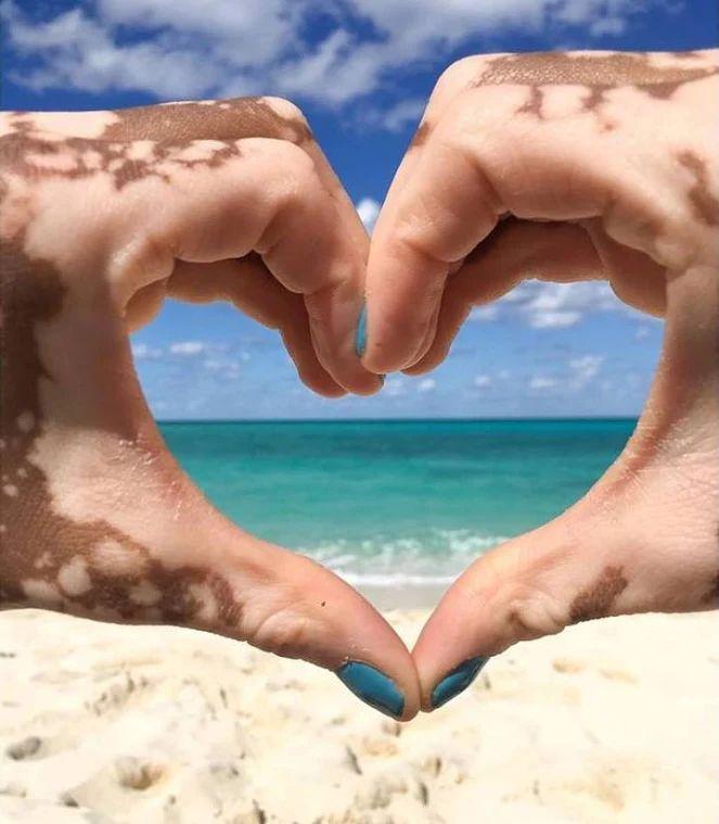 Beware, the Bahamas are known to steal hearts. #ItsBetterintheBahamas || Photo: dyonna_riley