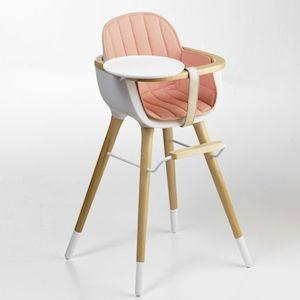 MICUNA - OVO Design High Chair in pink