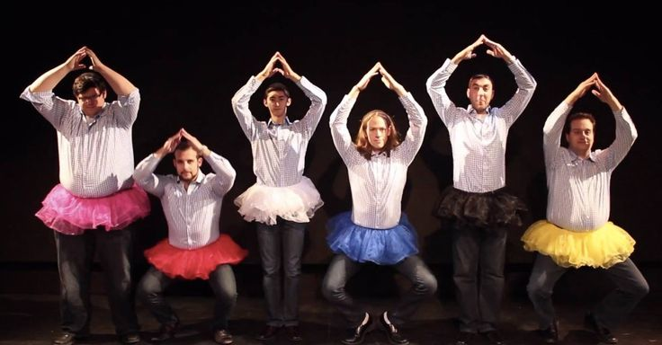 """Jewish a capella group Six13 penned a Hanukkah song set to Taylor Swift's """"Shake It Off."""""""