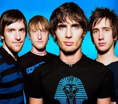 The All-American Rejects.