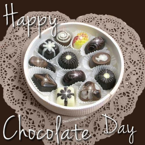 Chocolate Day Images Pictures Photos