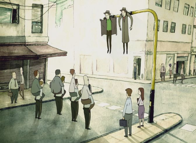 This Short Animation Will Make You Quit Your Job | The Creators Project