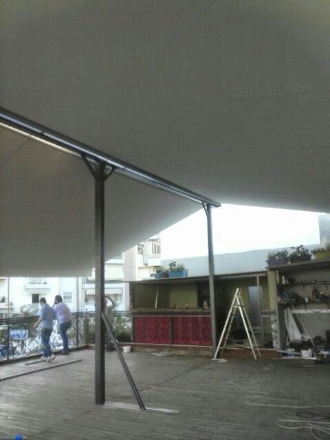 Awnings gigantic