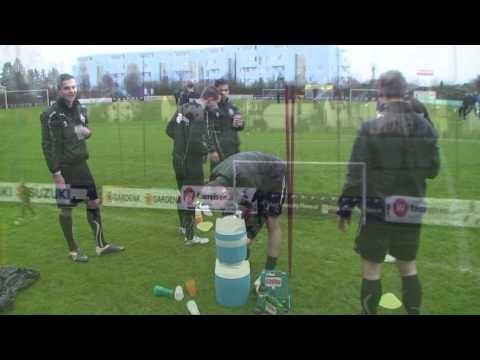 Training mit Hans Krankl