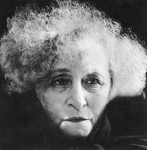 Sidonie Gabrielle Colette - Schriftstellerin, Frankreich, undatierte Aufnahme