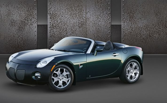 2014 Pontiac Solstice - Price and Release date