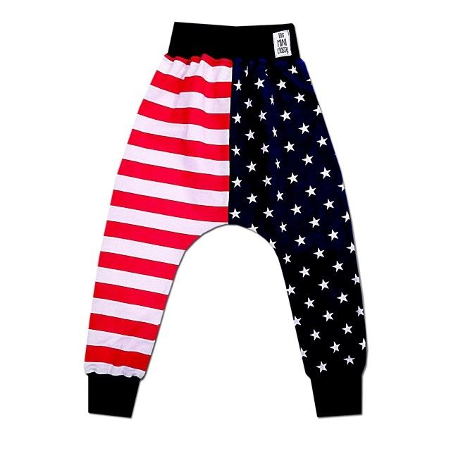 NEW! 'MERICA HAREMS  JUST ADDED TO OUR ETSY SHOP #handmade #handcrafted #shants #harems #harempants #trousers #the mini classy #mchammerpants #childrensstyle #kidsfashion #kidsapparel #fashion #ootd #coolkids #kidsclothing #fashiontrends #currenttrends #swag #ig_kids #igers #igkids #instafashion #comfypants #cozypants #madeintheusa #MERICA