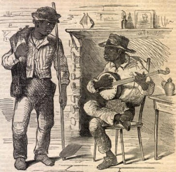 the influence of black slave culture The social significance of rap & hip-hop culture  of music that both expressed and shaped the culture of black new york city  the slave as a rabbit.