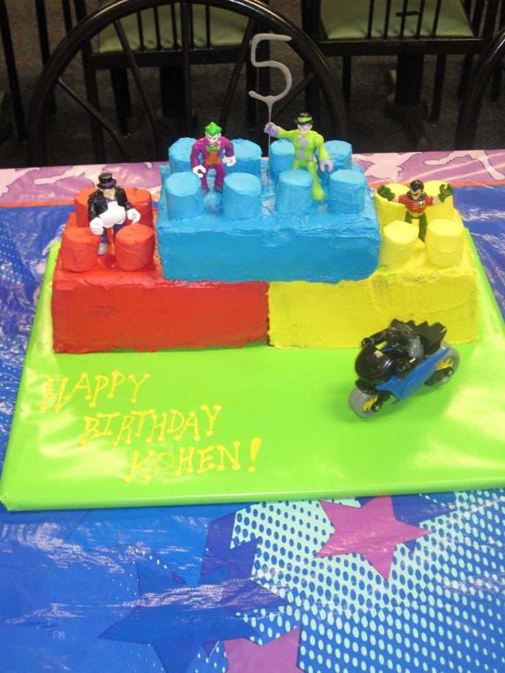 Easy Lego Cake Parties Easy Lego Cake Cake Lego Cake
