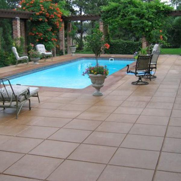 Concrete Pool Decks Pool Decks Concrete Pool Deck Layout