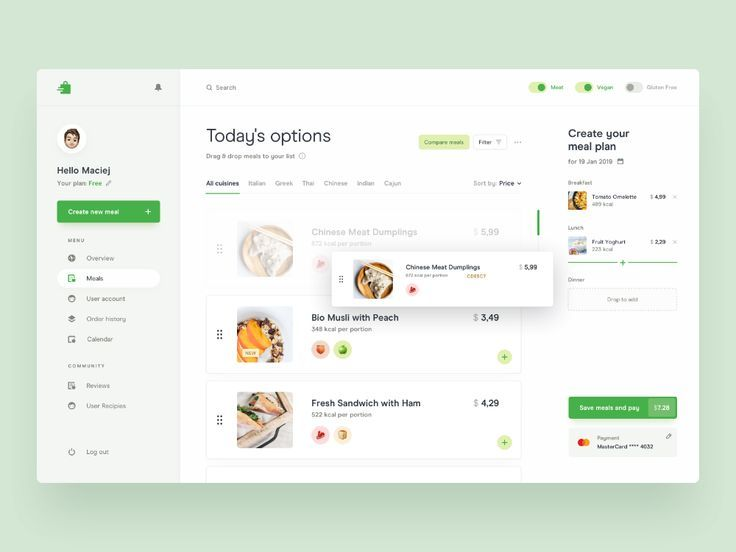 Best Web Design Inspiration Dashboards 26 In 2020 Delivery Service App Web Design Inspiration Web Design