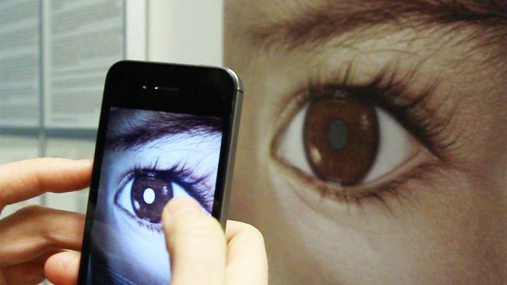 Childhood Eye Cancer Trust: Detect eye cancer | Ads of the World™