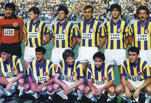 Fenerbahçe 1984-1985