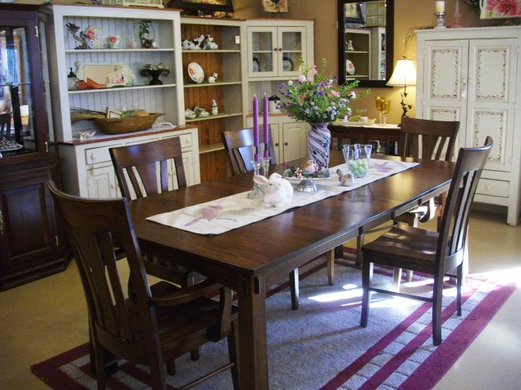 Looking For A New Kitchen Or Dining Room Table Stop In To The Amish Buggy