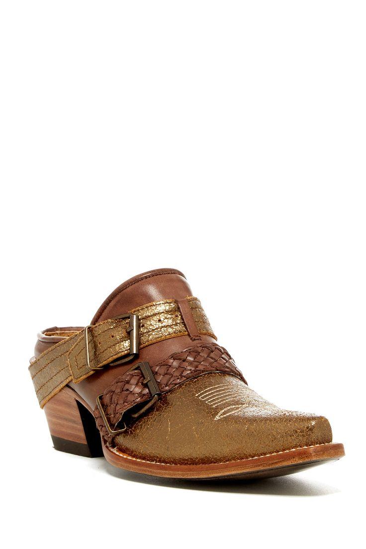 Carya Leather Mule