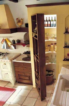 Clicca per chiudere. Love this pantry door idea