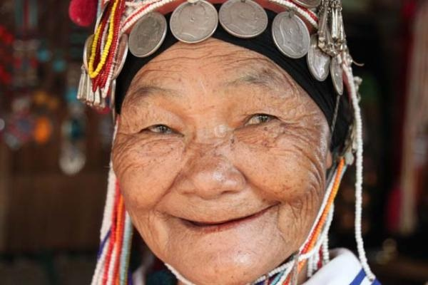 Portraits of Thailand