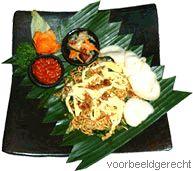 indonesiepagina.nl - Indonesische gerechten - Soto ajam I (kippensoep)