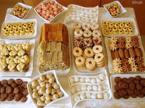 Eid Al-Adha, Sweets