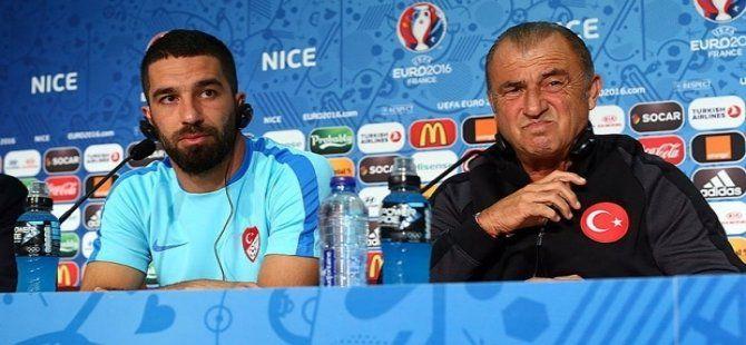 """Arda Turan: Diyorlar ki """"Arda maçta trip atıyor"""", hadi oradan ya..."""