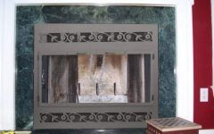 Awesome Prefab Fireplace Doors Gallery