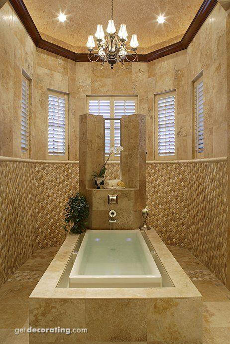 That's a spectacular bath! [Dream Bathrooms]