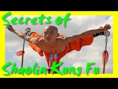 Martial Arts Documentaries Discover the Secrets of Shaolin Kung Fu Docum...