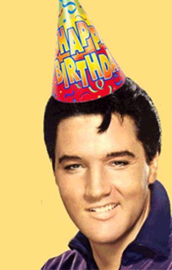 Happy Birthday Elvis!