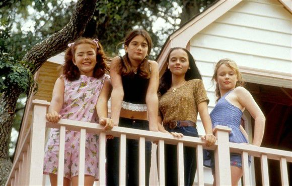 """In the 1995 flick """"Now and Then,"""" Rosie O'Donnell, Demi Moore, Melanie Griffith and Rita Wilson took us on a trip down memory lane: They played childhood pals who reunited after years apart and recalled one of their most action-packed summers as kids. Since the movie's 20th anniversary is on Oct. 20, 2015, let's take a look at where the cast is now. Get clickin'!RELATED: """"Felicity"""" cast: Where are they now?"""