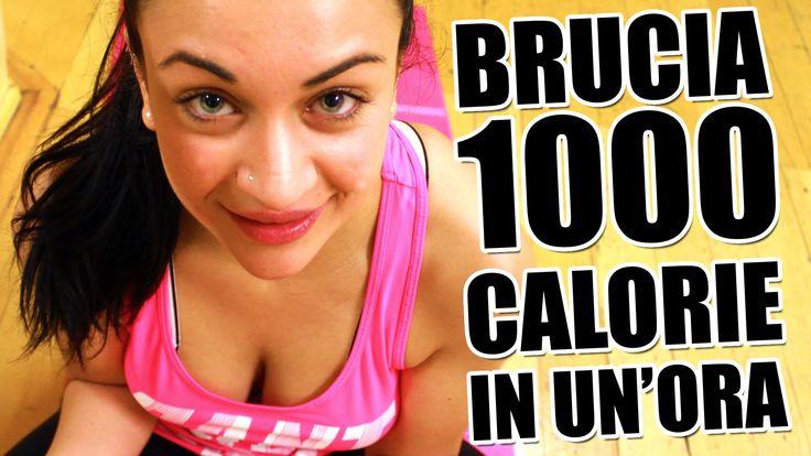 Allenamento completo per dimagrire e tonificare i muscoli e bruciare 100...