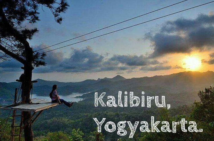 Kalibiru, Yogyakarta, Indonesia
