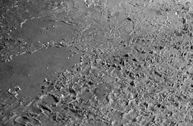 This Is The Most Detailed Map of Neptune's Moon Triton
