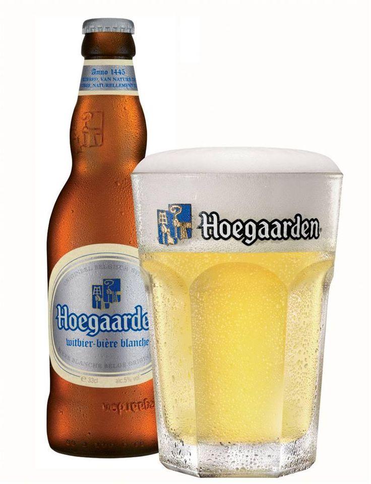 Hoegaarden Witbier - Brouwerij De Kluis, Hoegaarden, België. Beoordeling GGOB: 6,4. Eigen beoordeling: 6,5