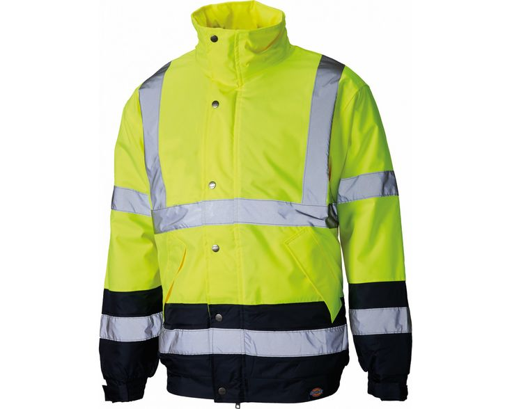 hi vis lightweight waterproof jacket